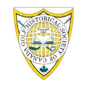 Golf HIstorical Society of Canada Logo