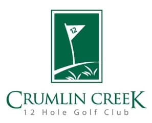 Crumlin Creek Golf Club Logo