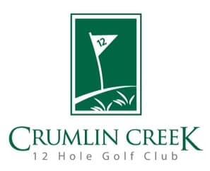 Crumlin Creek Golf Club Logo
