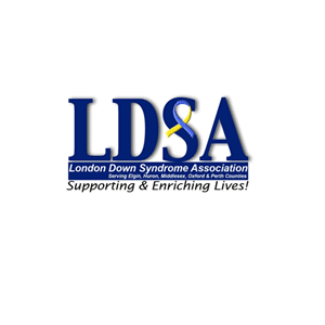 London Down Syndrom Association Logo