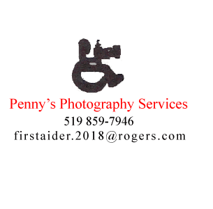 Penny's Photography Services Logo